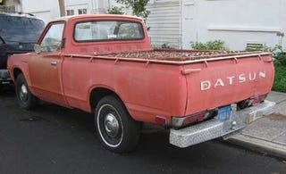 Illustration for article titled 1974 Datsun Pickup Truck
