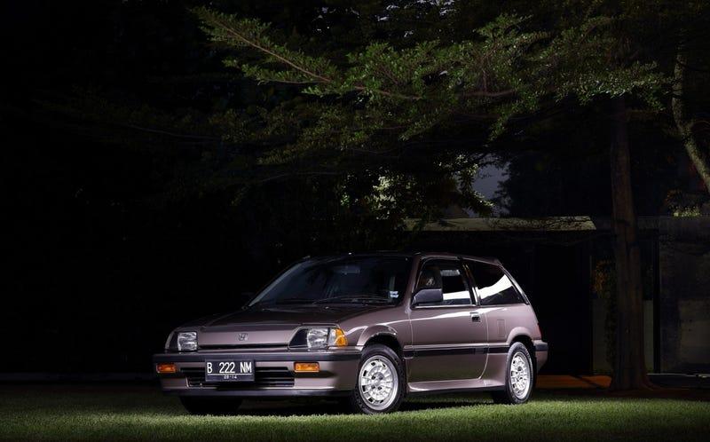Quickride 1987 Honda Civic Hatchback