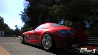 Illustration for article titled Mercedes Benz SLS AMG In Gran Turismo 5
