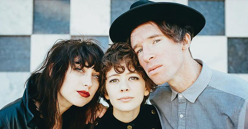 Those Darlins' Jessi Zazu, center, died Tuesday.