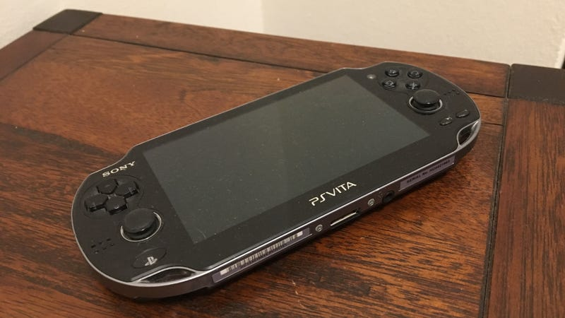 Illustration for article titled Sony Ends Production Of Physical Vita Games
