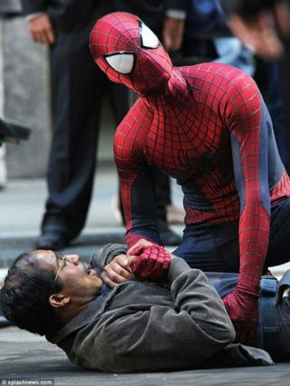 Illustration for article titled Amazing Spider-Man 2 will have 5,000 villains
