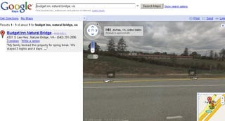 Illustration for article titled Police Use Google Street View to Solve Kidnapping Crime