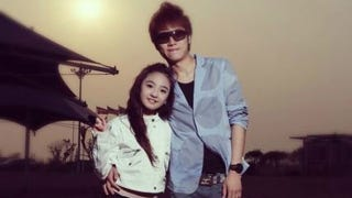 Illustration for article titled Gross 24-Year-Old Chinese Popstar Is Dating a 12-Year-Old Girl
