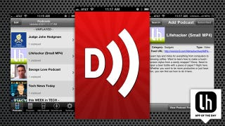 Illustration for article titled Downcast Is an Incredible Podcast Downloader, Player, and Manager for iPhone