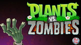 """Illustration for article titled iPhone's Plants Vs. Zombies Gets Free """"I, Zombie"""" Mode"""