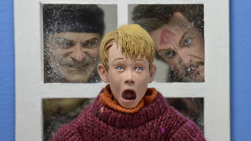 Remember How Disappointed You Were As A Kid When You Discovered There Were No Home Alone Action Figures At Your Local Toy Store No