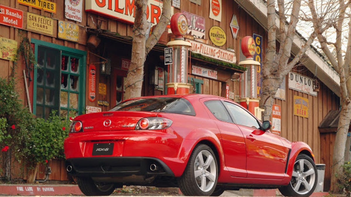 How To Hit The Apex Without Getting Clubbed By A Seal 2005 Mazda Rx 8 Engine Diagram