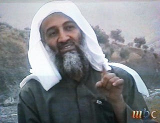 Illustration for article titled Osama Has Message For Obama