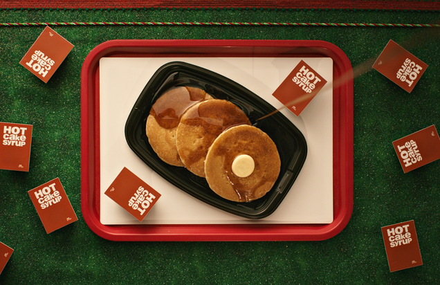 Get Free Food From McDonald s, Now Through Christmas