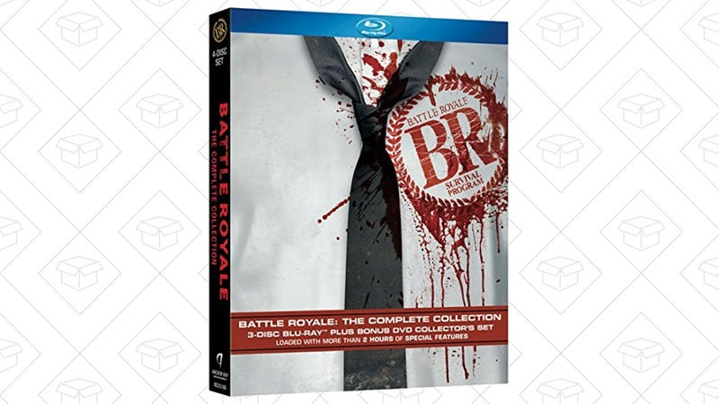 Battle Royale Survival Program | $16 | Amazon