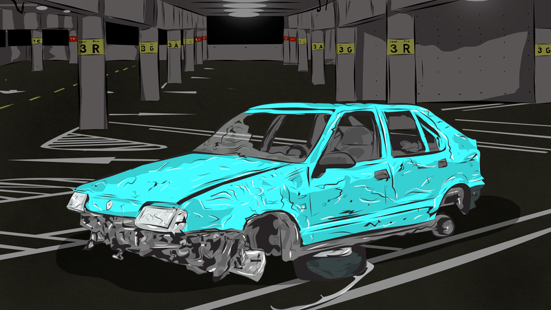Illustration for article titled Is A Parking Garage Really Not Liable If My Car Gets Damaged Or Stolen?