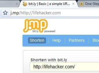 Illustration for article titled Shorten URLs from Your Address Bar