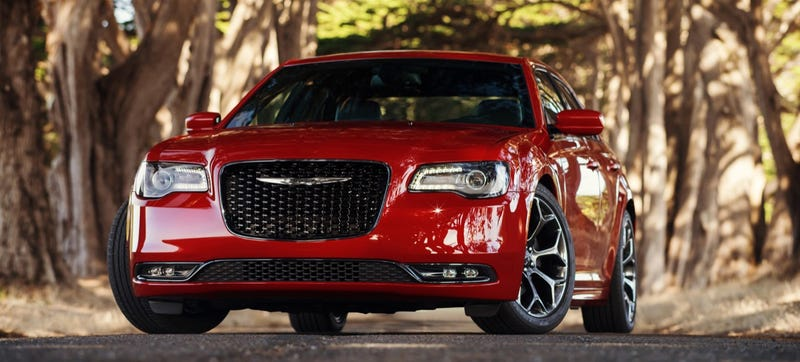 Illustration for article titled 2015 Chrysler 300: Oh. Uh. Nice Face?