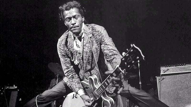 Chuck Berry (Photo: Dualtone)