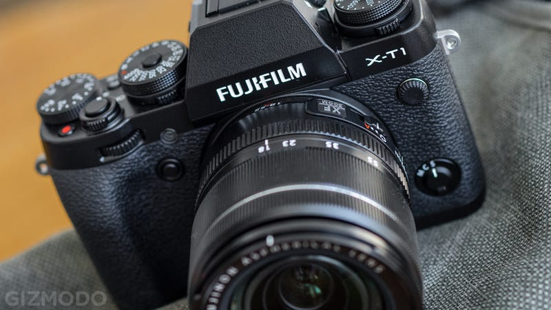 Illustration for article titled Fujfilm Stuffs The X-T1 With a Zillion New Features in Firmware Update
