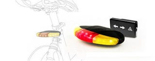 Illustration for article titled Clever LED Bike Light Has an Accelerometer to Sense When You Brake