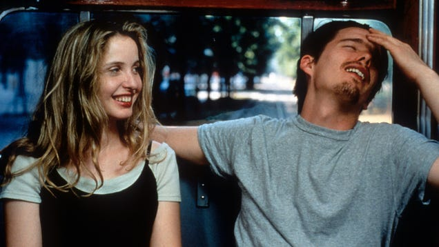 """Julie Delpy: """"I got paid maybe a tenth of what Ethan Hawke was paid on Before Sunrise"""""""