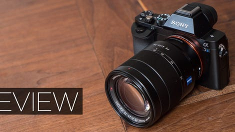 Shooting With Sony's Killer A9 Almost Feels Like Cheating