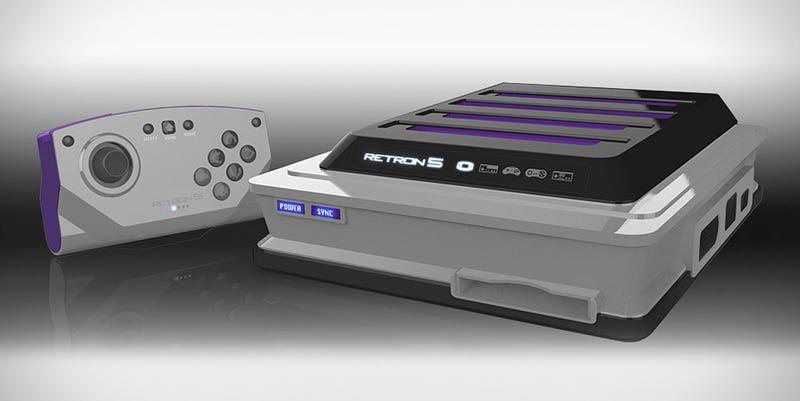 RetroN 5: la consola definitiva para nostálgicos