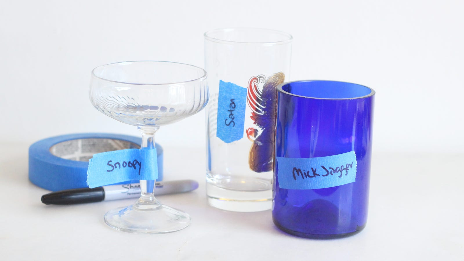 QnA VBage The Best Way to Keep Track of Your Glass at a Party