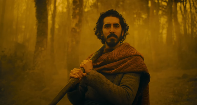 The Green Knight s New Trailer Is a Gorgeously Dark Fantasy Epic