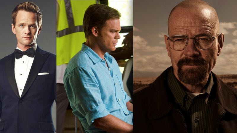 Illustration for article titled Emmys, penultimate Breaking Bad, and Dexter finale finally justify invention of the DVR