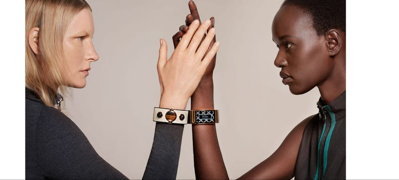 Illustration for article titled ​Intel's $1,000 Wearable Is a Luxury Smart Bracelet For Women