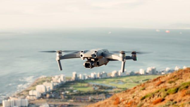DJI s Upgraded Mavic Air 2S Has a Much Larger Camera Sensor