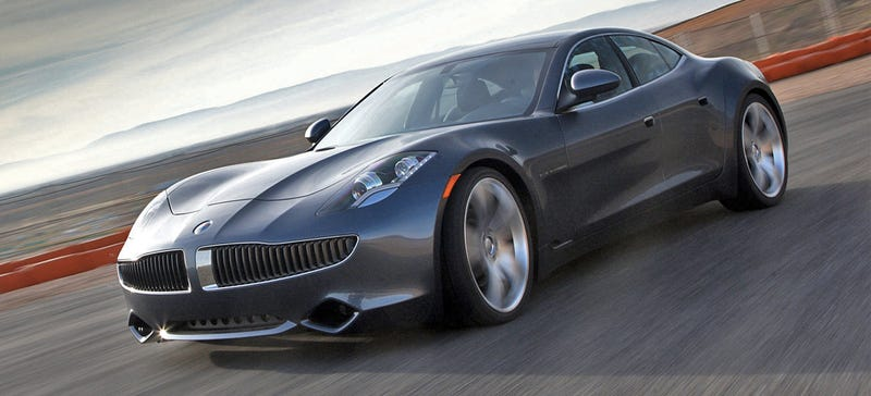 Illustration for article titled Fisker Electric Cars Bought A $30 Million SoCal Shop To Start Building Again