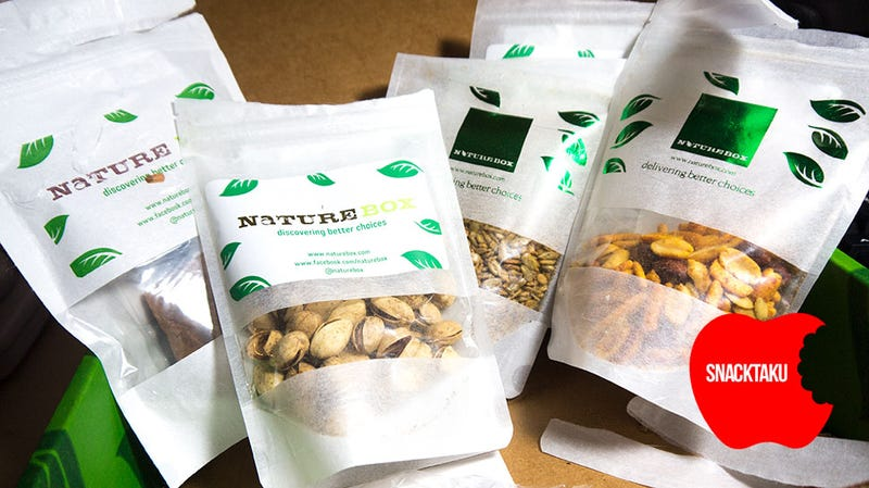 naturebox healthy snack delivery the snacktaku review