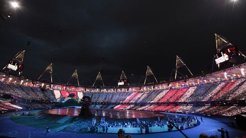Illustration for article titled The 2012 Summer Olympics: August 3, 2012