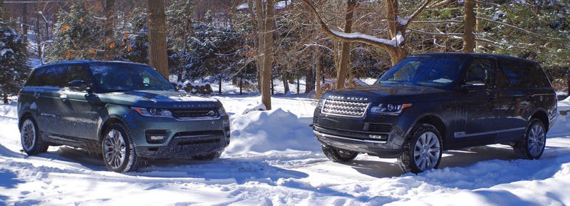 Range Rover VS Range Rover Sport Which Screaming LuxoTank Is For