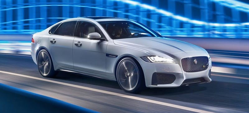 Illustration for article titled What Do You Want To Know About The 2016 Jaguar XF?