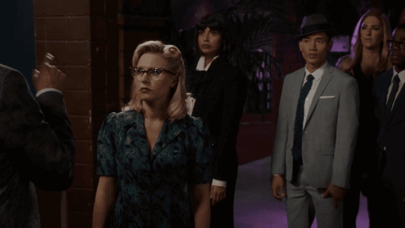 Illustration for article titled The Good Place Gives Us Swearing, Moral Particularism, and JORTLES!