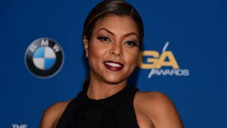Taraji P. Henson arrives on the red carpet for the 67th Annual Directors Guild Awards in Century City, Calif., on Feb. 7, 2015. FREDERIC J. BROWN/AFP/Getty Images
