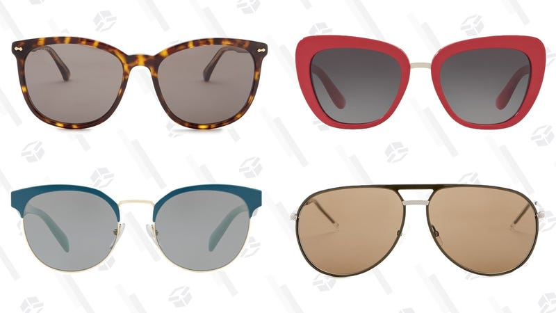 Choose From Nearly 300 Designer Frames In Nordstrom Rack\'s Sunglass ...