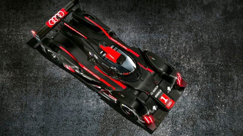 Illustration for article titled The Next Audi R18 E-Tron Quattro: New Technology For The World Champions