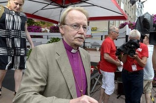 Illustration for article titled Finland Archbishop Apologises to LGBT Community For 'Cruelty'