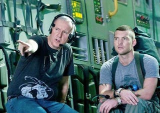 Illustration for article titled James Cameron and Sam Worthington team up for a new big budget, scifi blockbuster