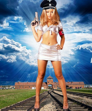Illustration for article titled Tila Tequila Is a Nazi Sympathizer Who Calls Herself 'Hitila'