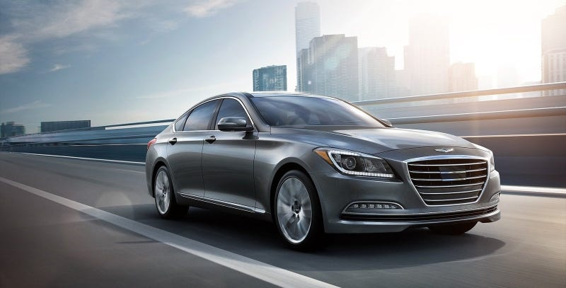 The Hyundai Genesis Has Become An Insanely Great Used Luxury Car Value - Luxury cars