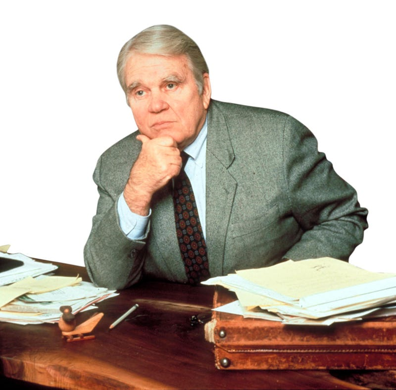 Illustration for article titled Andy Rooney Stepping Down