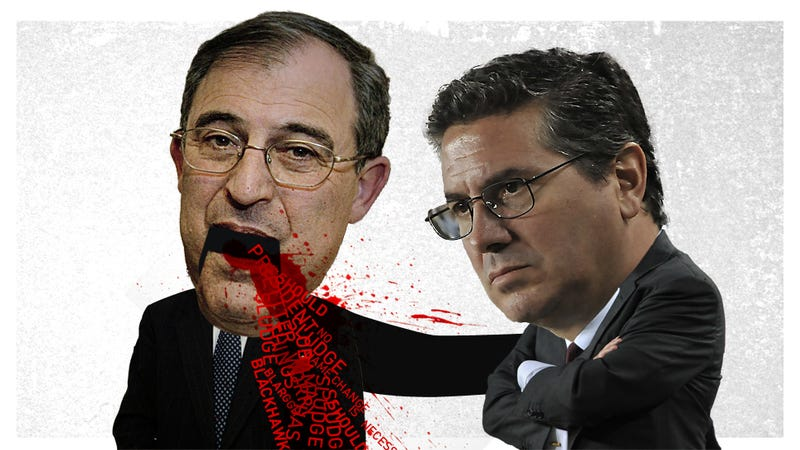 Illustration for article titled Daniel Snyder Hires The One Man In Washington Worse Than Daniel Snyder