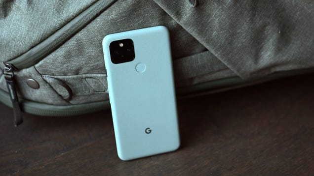 Android 12 Beta Hints at New Pixel Phones, Including a Foldable Pixel