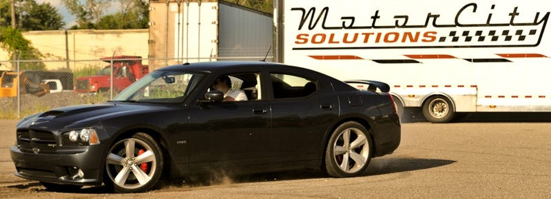 Illustration for article titled 2008 Dodge Charger SRT8, Part Three