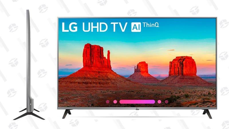 "LG 55"" 4K Smart TV with ThinQ | $579 | eBay"