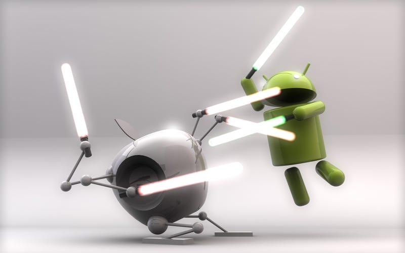 Illustration for article titled What's the Worst Reason You've Heard for Switching to Apple or Android?