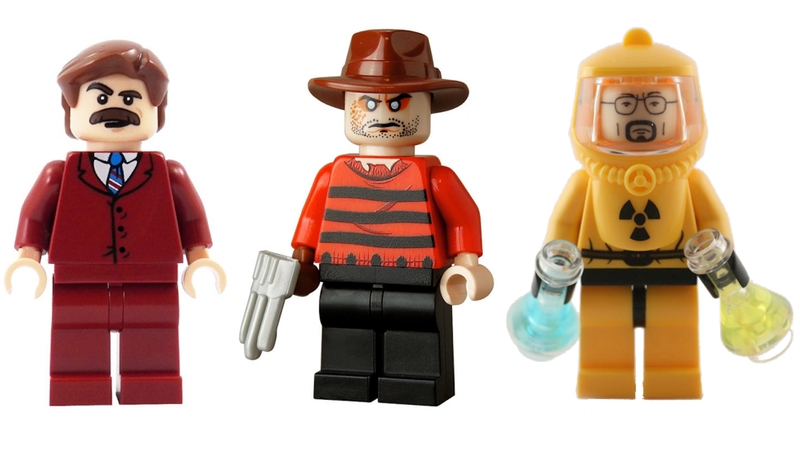 Illustration for article titled Here are the Coolest Custom Lego Minifigs You Can Buy on Etsy Right Now
