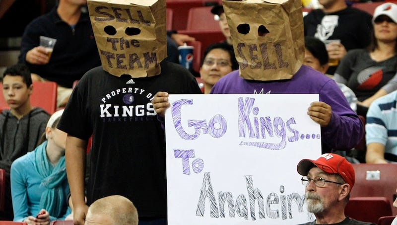 Illustration for article titled The Sacramento Kings' Online Store Was Down For More Than Two Months, And No One Noticed